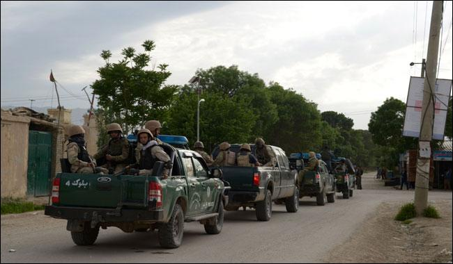 Taliban inflict more than 50 Afghan casualties in base attack, US says