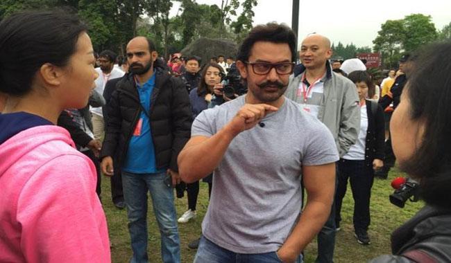Aamir Khan's 'Dangal' gets unprecedented limelight in China