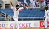 Amir takes five as rain ruins Jamaica Test