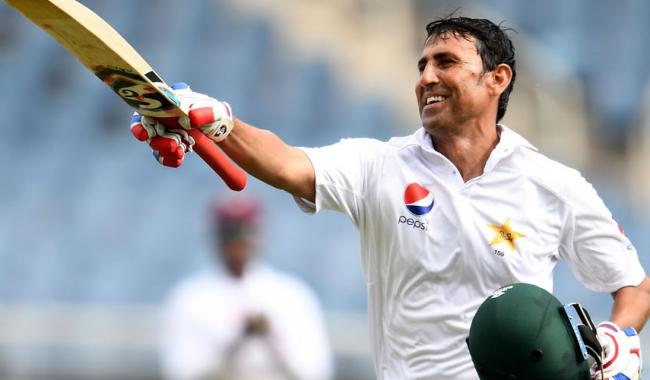 Younis Khan makes history; first Pakistani to join 10,000-run club