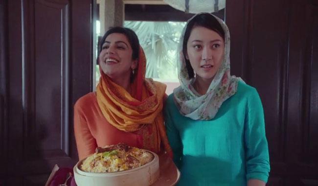 Chinese woman wins neighbours' hearts with Pakistani biryani