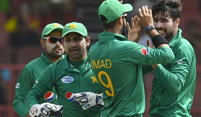 Pak Squad Names Finalized For Champions Trophy