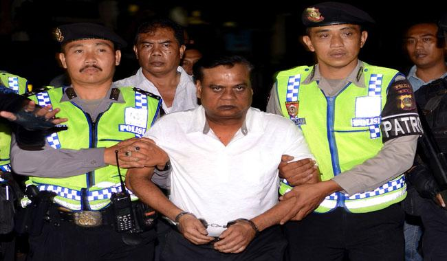 Indian court jails Chhota Rajan for seven years