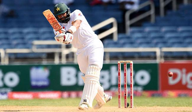 Pakistan record 7-wkt win over West Indies in first Test