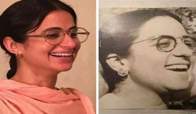 Rasika plays Manto's wife in his biopic