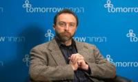 Wikipedia founder aims to 'fix the news' with collaborative website