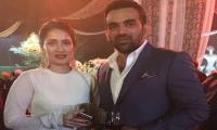 Indian cricketer Zaheer engaged with actress Sagarika