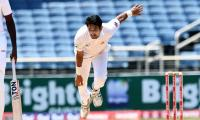Needing just 32, Pakistan lose openers for 13 before lunch