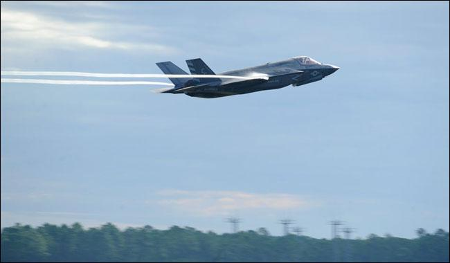 US sends stealth fighters to Russia´s backyard for NATO drills