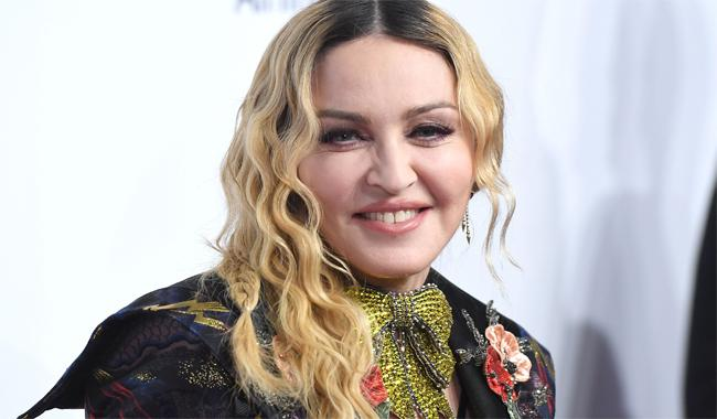 Madonna angered by unauthorized biopic