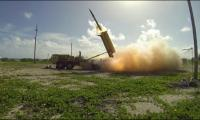 US THAAD missile defence equipment enters South Korea site
