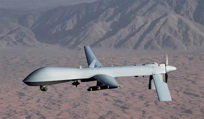 Suspected US drone kills seven militants in North Waziristan