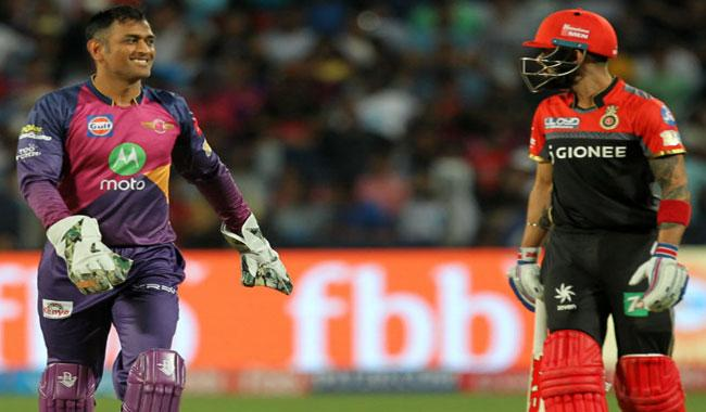 Gujarat Lions dismiss RCB for 134 allout in IPL