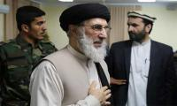 Gulbuddin Hekmatyar returns to public life after exile