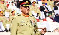 Violence perpetuated by Indian forces in IoK is state-sponsored terrorism: Gen Bajwa