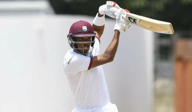 Chase races to West Indies rescue against Pakistan