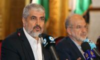 Hamas accepts Palestinian state with 1967 borders