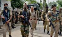 Indian troops launch major operation in Occupied Kashmir