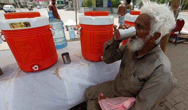 Image result for karachi heat wave alert