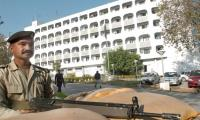 Pakistan summons Afghan Charge d' Affairs, protests over Chaman firing