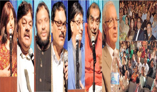 Renowned Pakistani, Indian poets attend Urdu Mushaira in US