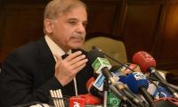 Shahbaz Sharif sends legal notice to Imran