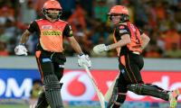 Dhawan, bowlers lead Sunrisers' cruise