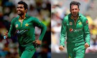 Umar Akmal, Junaid Khan to receive warnings for verbal spat