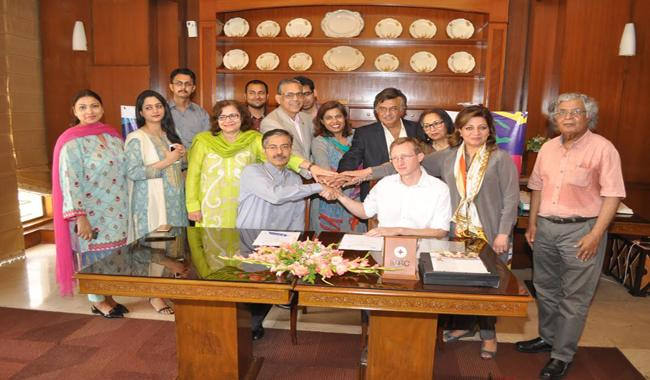 'I am Karachi' ,International Committee of Red Cross join forces