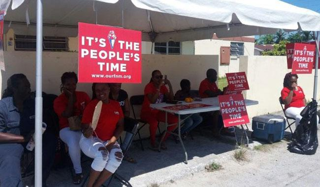 Bahamas Opposition Scores Sweeping Win 0ver Ruling Party