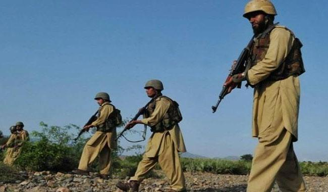 7 killed in Pak.-Afghan border clash