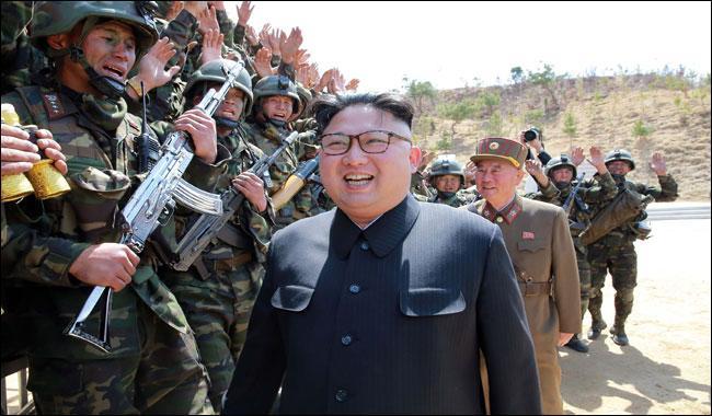 Russian President Vladimir Putin warns West to 'stop intimidating North Korea'