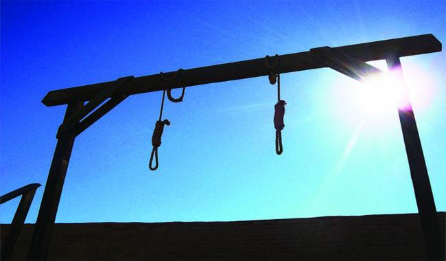 Four more hardcore terrorists executed: ISPR