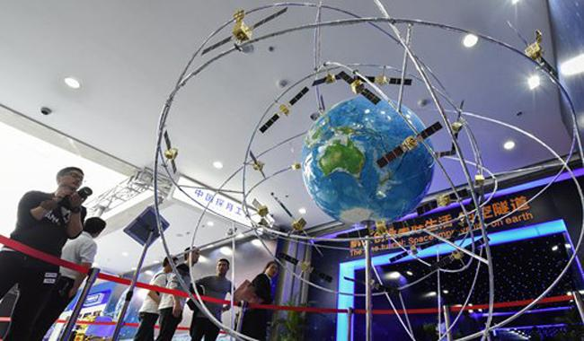 Pakistan becomes first foreign nation to benefit from China's BeiDou system