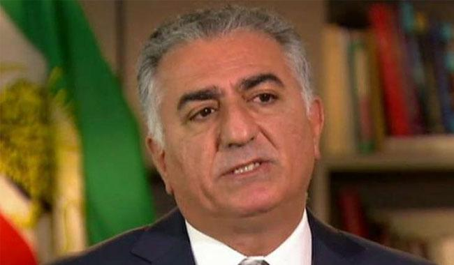 Iran's exiled Prince Reza Pahlavi calls for civil disobedience and protests