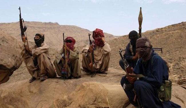 26 militants lay down weapons in Balochistan
