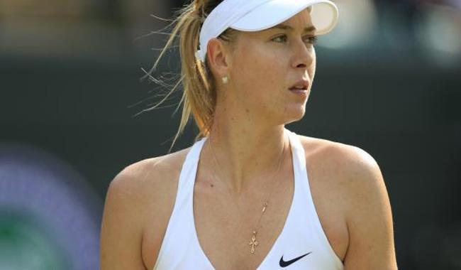 Sharapova says will not request Wimbledon wildcard