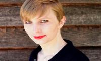 Chelsea Manning shares first picture since release