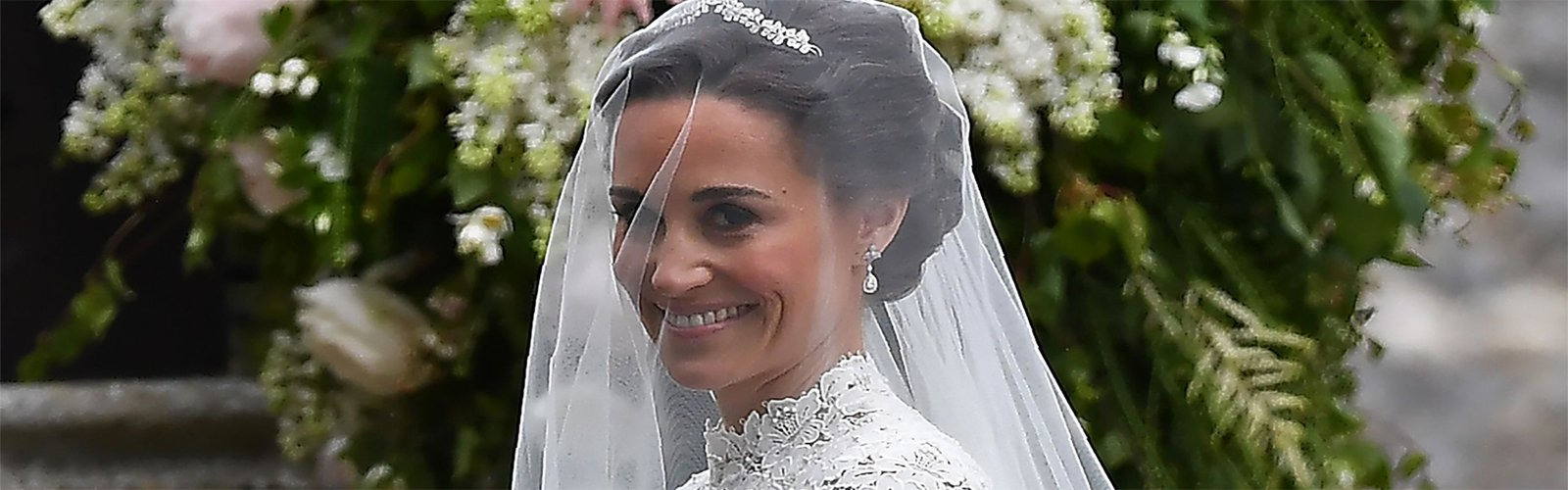 Royal sister-in-law Pippa takes spotlight in star-studded British wedding