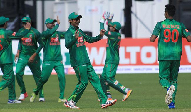 Bowlers get Bangladeshi captain seal of approval