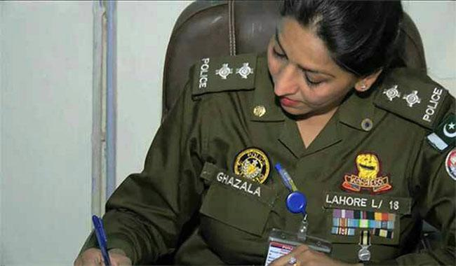 Lahore gets first female SHO in 17 years
