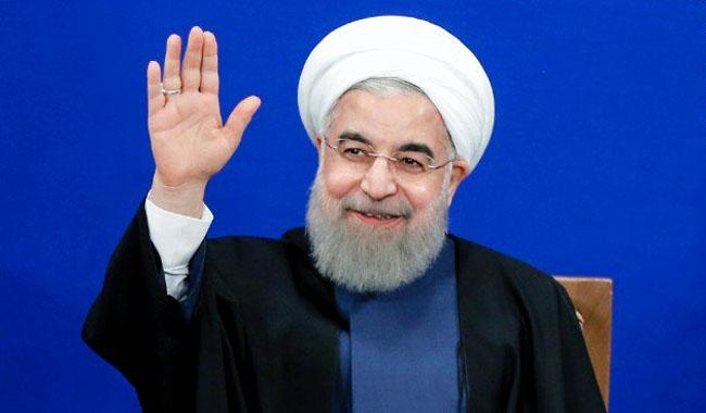 Hassan Rouhani wins Iran's presidential election