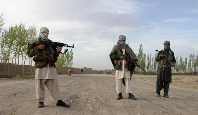 Taliban launch three-pronged assault on Ghazni city