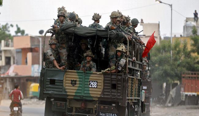 Gujarat's anti-Muslim riots: India distorts history in revised textbooks