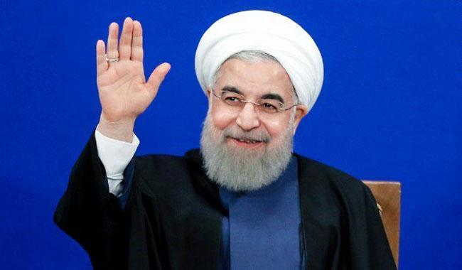 Rouhani wins presidential election, says Iran has chosen ´path of engagement with world
