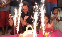 Afridi wishes daughter happy birthday