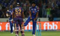 Cricket: Mumbai´s one run win over Pune clinches third IPL title