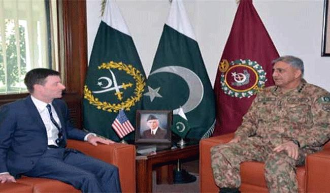 Pakistan will not permit its territory to be used against any country: Army Chief