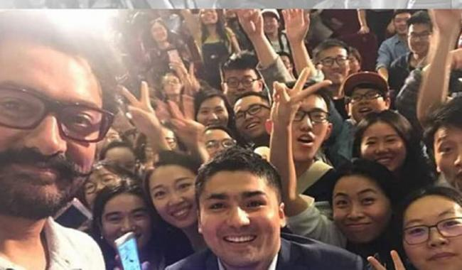 ´Dangal´ wrestles its way into Chinese moviegoers´ hearts