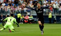 Ronaldo leads Real Madrid to 33rd La Liga title